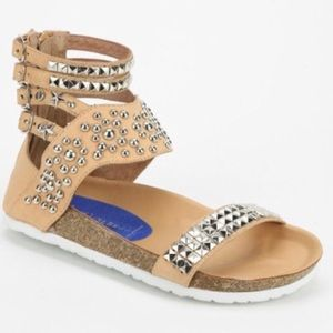 Jeffery Campbell Studded Sandals